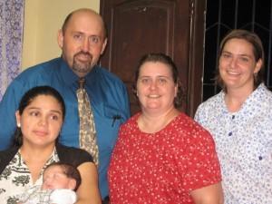 Reno Family in Brazil